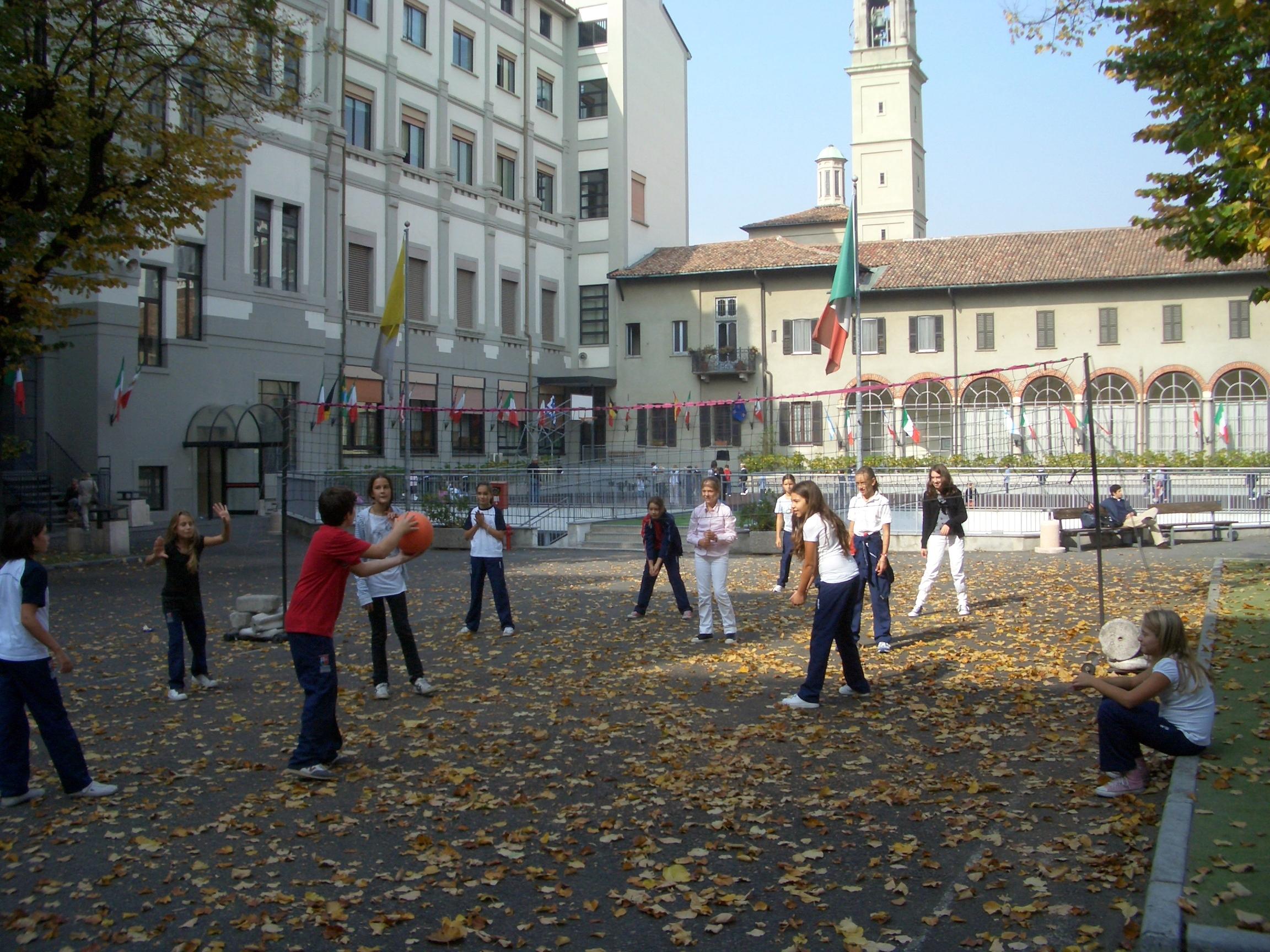 Istituto zaccaria di milano la storia for Istituto marangoni di milano